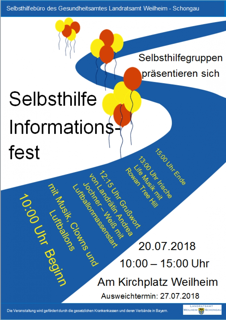 Selbsthilfe Informationsfest